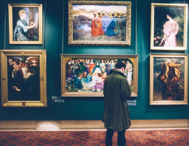 Musée digital : virtuelles Museum